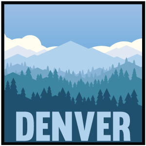 WESA: Denver Market messages sticker-9