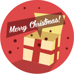Christmas Holiday Sticker Pack messages sticker-3