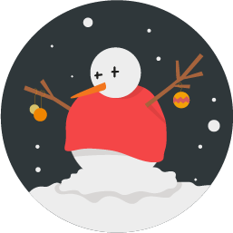 Christmas Holiday Sticker Pack messages sticker-2