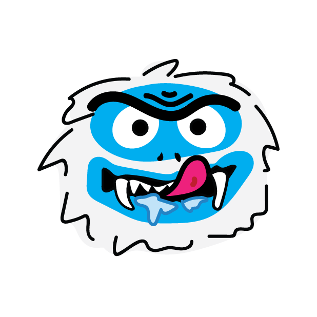 Abominable Monster messages sticker-7