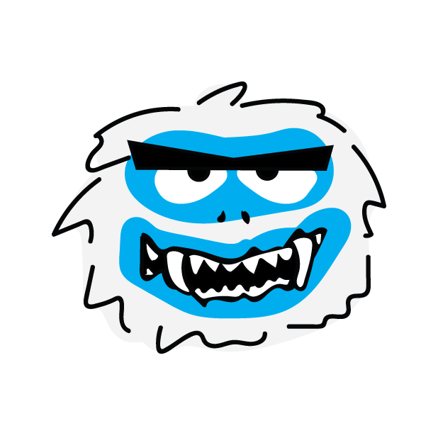 Abominable Monster messages sticker-8