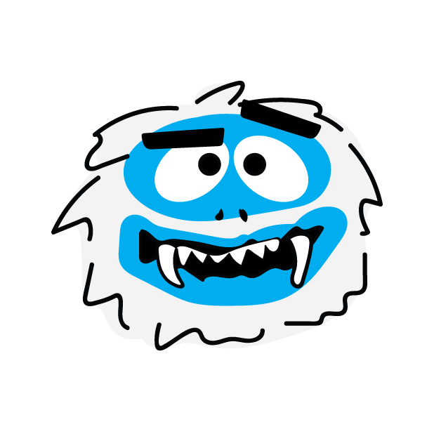 Abominable Monster messages sticker-4