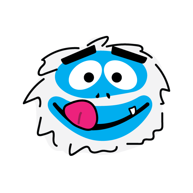 Abominable Monster messages sticker-9