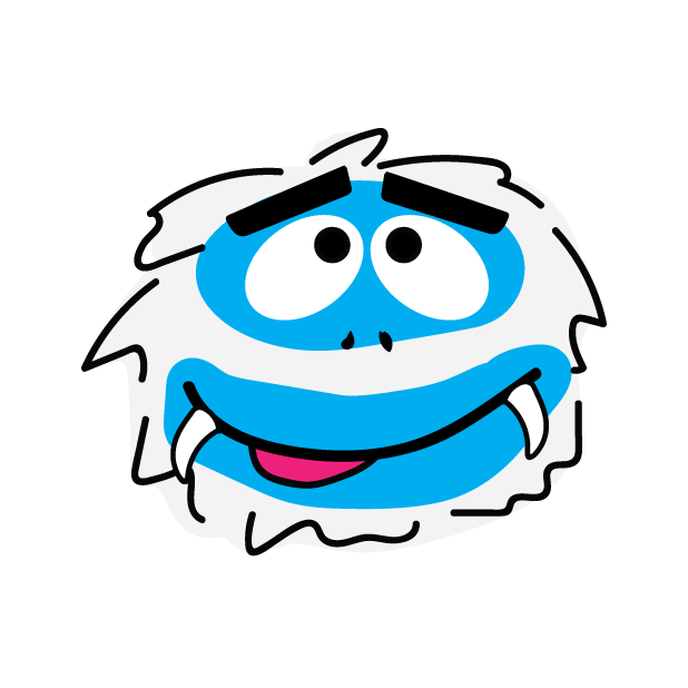 Abominable Monster messages sticker-11