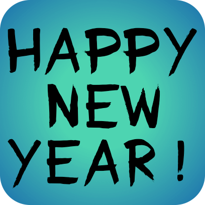 New Year - A to Z Stickers messages sticker-9