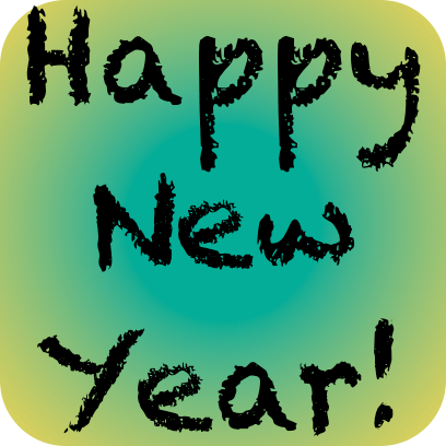 New Year - A to Z Stickers messages sticker-6