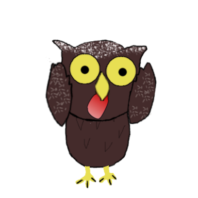 Sweet Owl Stickers messages sticker-7