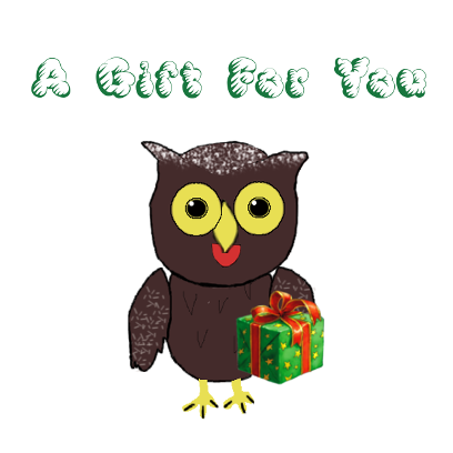 Sweet Owl Stickers messages sticker-2