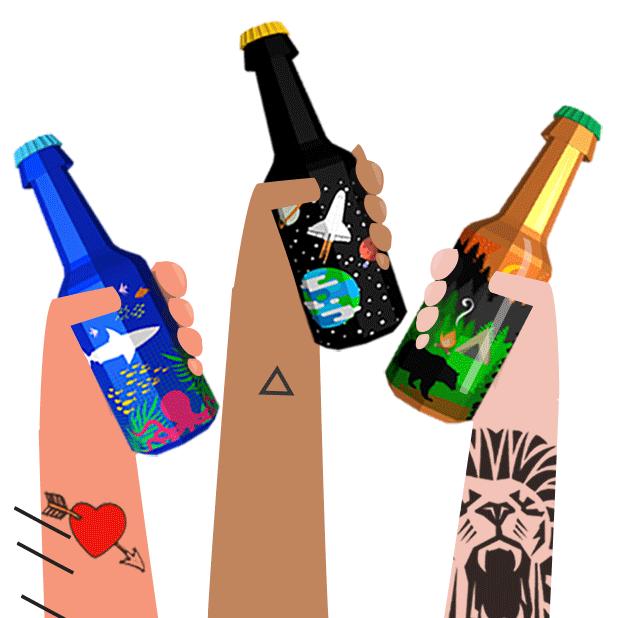 Brew Town messages sticker-0