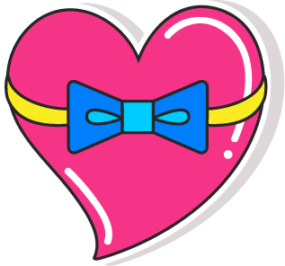 80s Love Stickers Pack for iMessage messages sticker-6