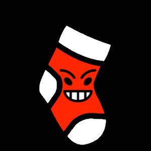 Stocklings: Christmas Stocking Kawaii Emoji messages sticker-4