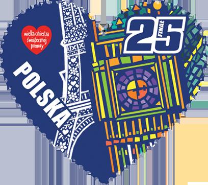 Znaczki WOŚP 25 lat messages sticker-5