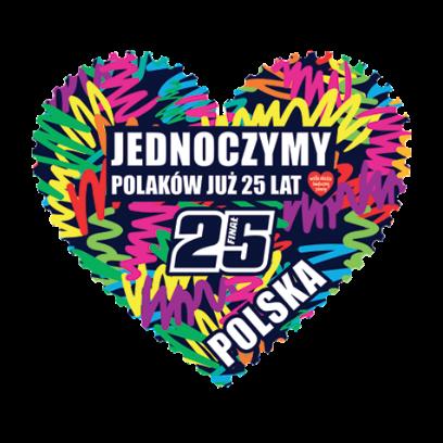 Znaczki WOŚP 25 lat messages sticker-0