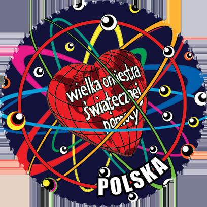 Znaczki WOŚP 25 lat messages sticker-8