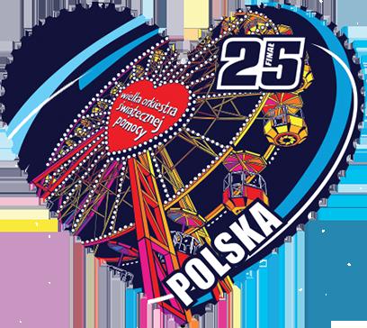 Znaczki WOŚP 25 lat messages sticker-2