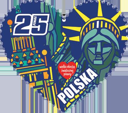Znaczki WOŚP 25 lat messages sticker-4