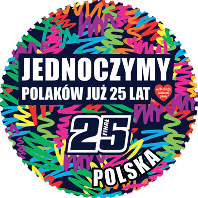 Znaczki WOŚP 25 lat messages sticker-7