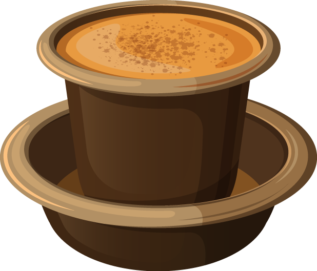Coffee and Breakfast - stickers for iMessage messages sticker-1