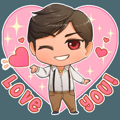 Lovestruck Choose Your Romance messages sticker-11