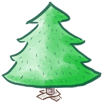 Custom Christmas Tree Factory messages sticker-3