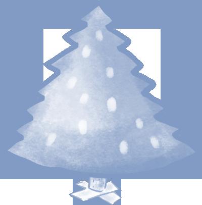 Custom Christmas Tree Factory messages sticker-1