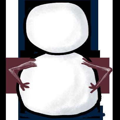 Build a Snowman Sticker Set messages sticker-2