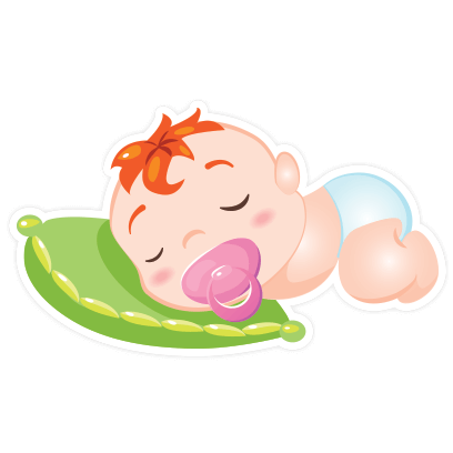 Baby Boom Stickers messages sticker-1