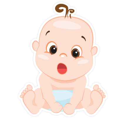 Baby Boom Stickers messages sticker-0