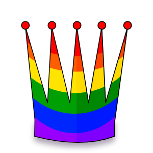 Pride Badges messages sticker-0