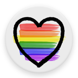 Pride Badges messages sticker-2