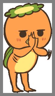 かっぱスタンプ。 messages sticker-10