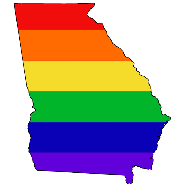 United States of Gay messages sticker-9
