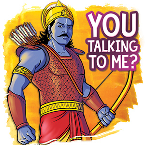 Amar Chitra Katha Stickers messages sticker-6