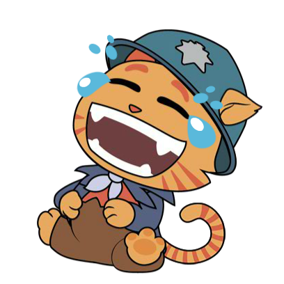 Cheshire Jr. Animated Stickers Pack messages sticker-9