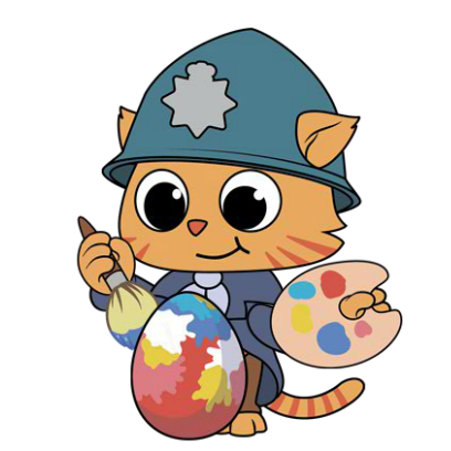 Cheshire Jr. Animated Stickers Pack messages sticker-1