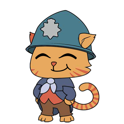 Cheshire Jr. Animated Stickers Pack messages sticker-8
