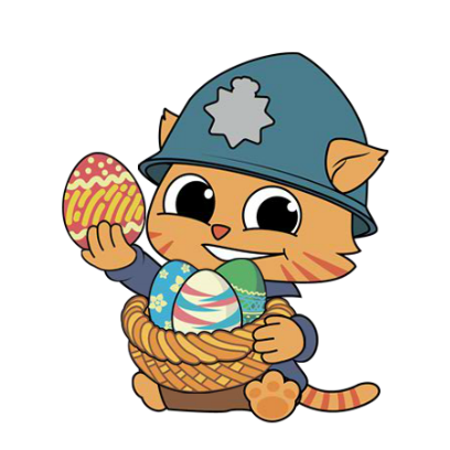 Cheshire Jr. Animated Stickers Pack messages sticker-6