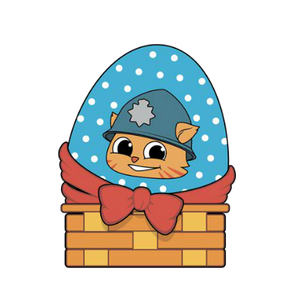 Cheshire Jr. Animated Stickers Pack messages sticker-7