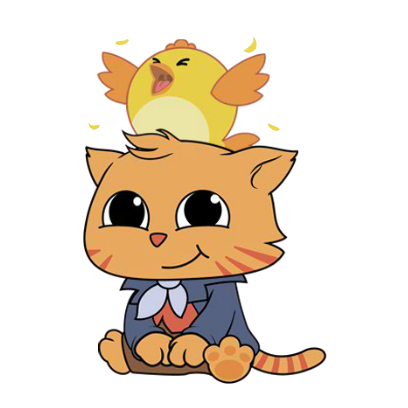 Cheshire Jr. Animated Stickers Pack messages sticker-4