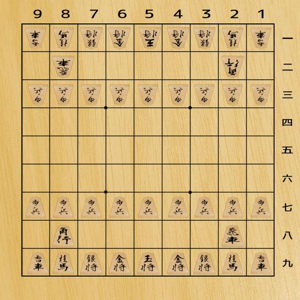 将棋の駒の動かし方・ステッカー messages sticker-1