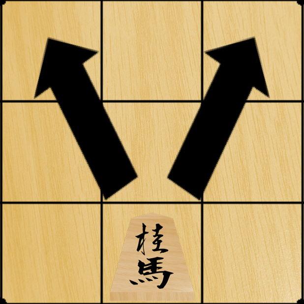 将棋の駒の動かし方・ステッカー messages sticker-6