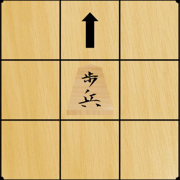 将棋の駒の動かし方・ステッカー messages sticker-2