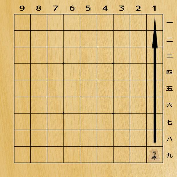 将棋の駒の動かし方・ステッカー messages sticker-4