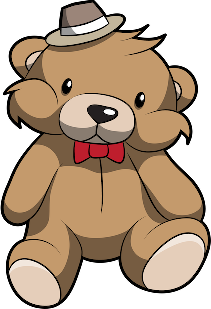 Cute Teddy Bear Stickers For iMessage messages sticker-2