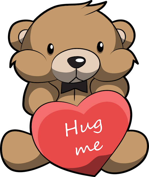 Cute Teddy Bear Stickers For iMessage messages sticker-0
