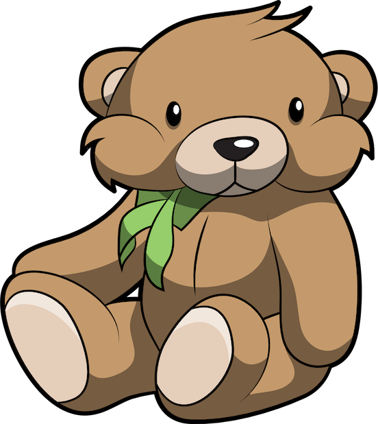 Cute Teddy Bear Stickers For iMessage messages sticker-4
