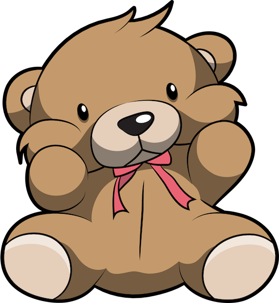 Cute Teddy Bear Stickers For iMessage messages sticker-5
