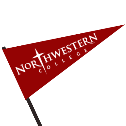 Northwestern College Sticker Pack messages sticker-8