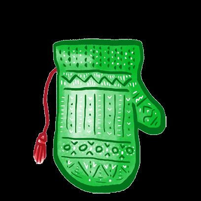 Christmasville Stickers messages sticker-8