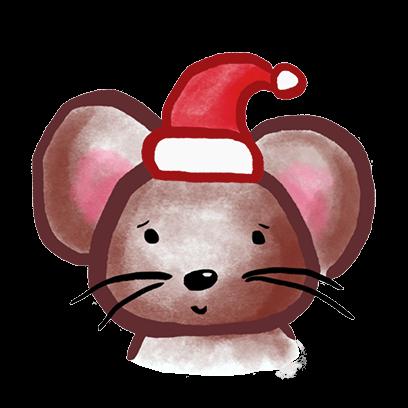 Christmasville Stickers messages sticker-4